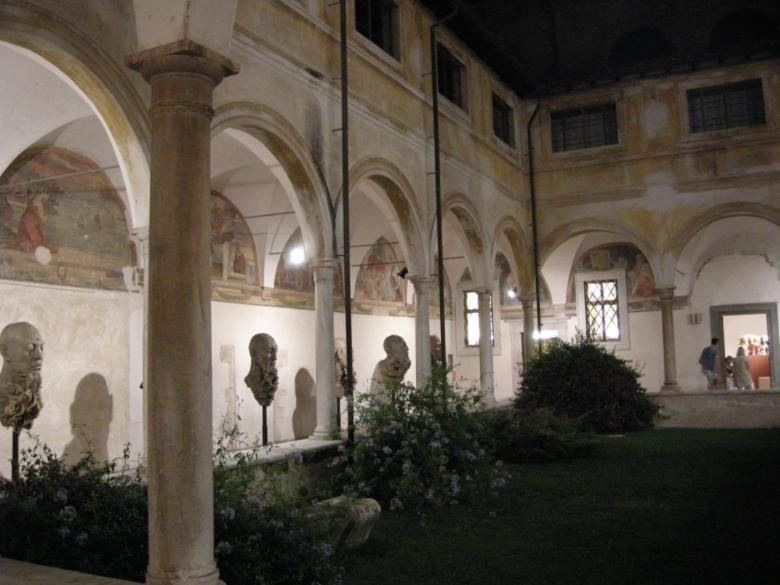 Cloister of Sant'Agostino