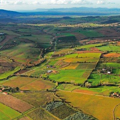 Autumn in tuscany for Immagini natura gratis