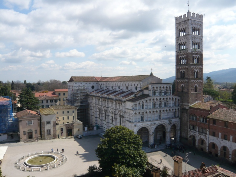 Cathedral of San Martino in Lucca