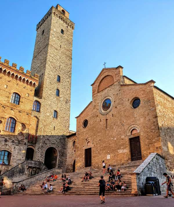 Cathedral of San Gimignano