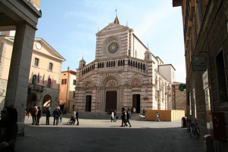 The Cathedral of San Lorenzo in Grosseto