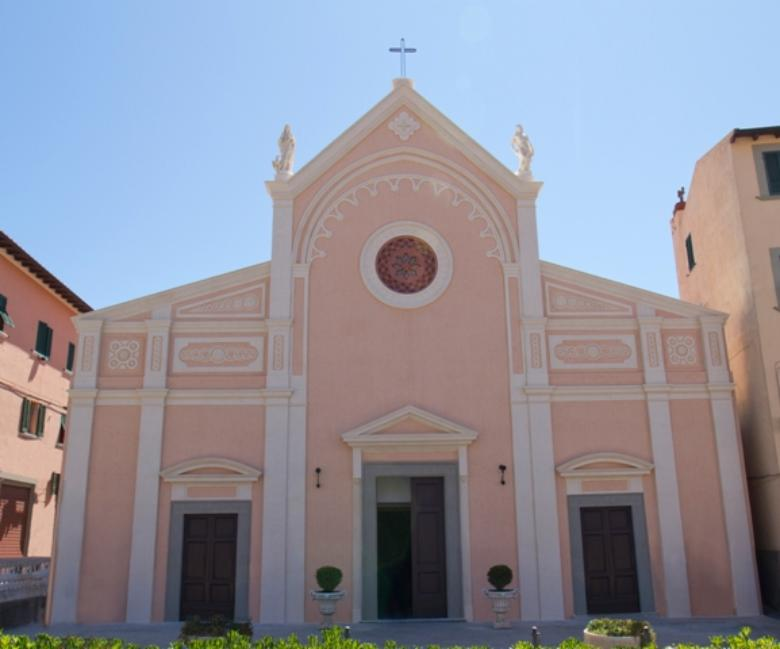 Cathedral in Portoferraio