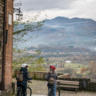 Tour in bici in Lunigiana