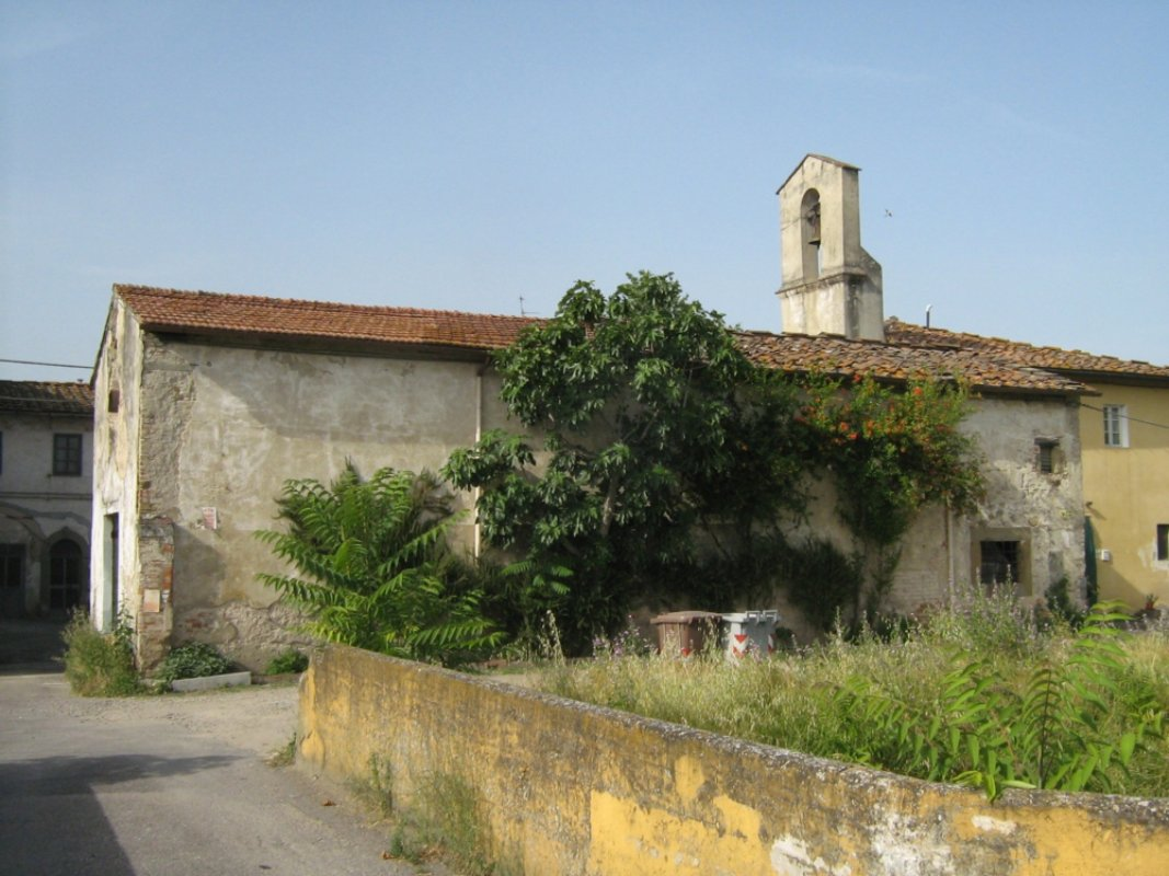 Chiesa di Santa Croce all'Osmannoro