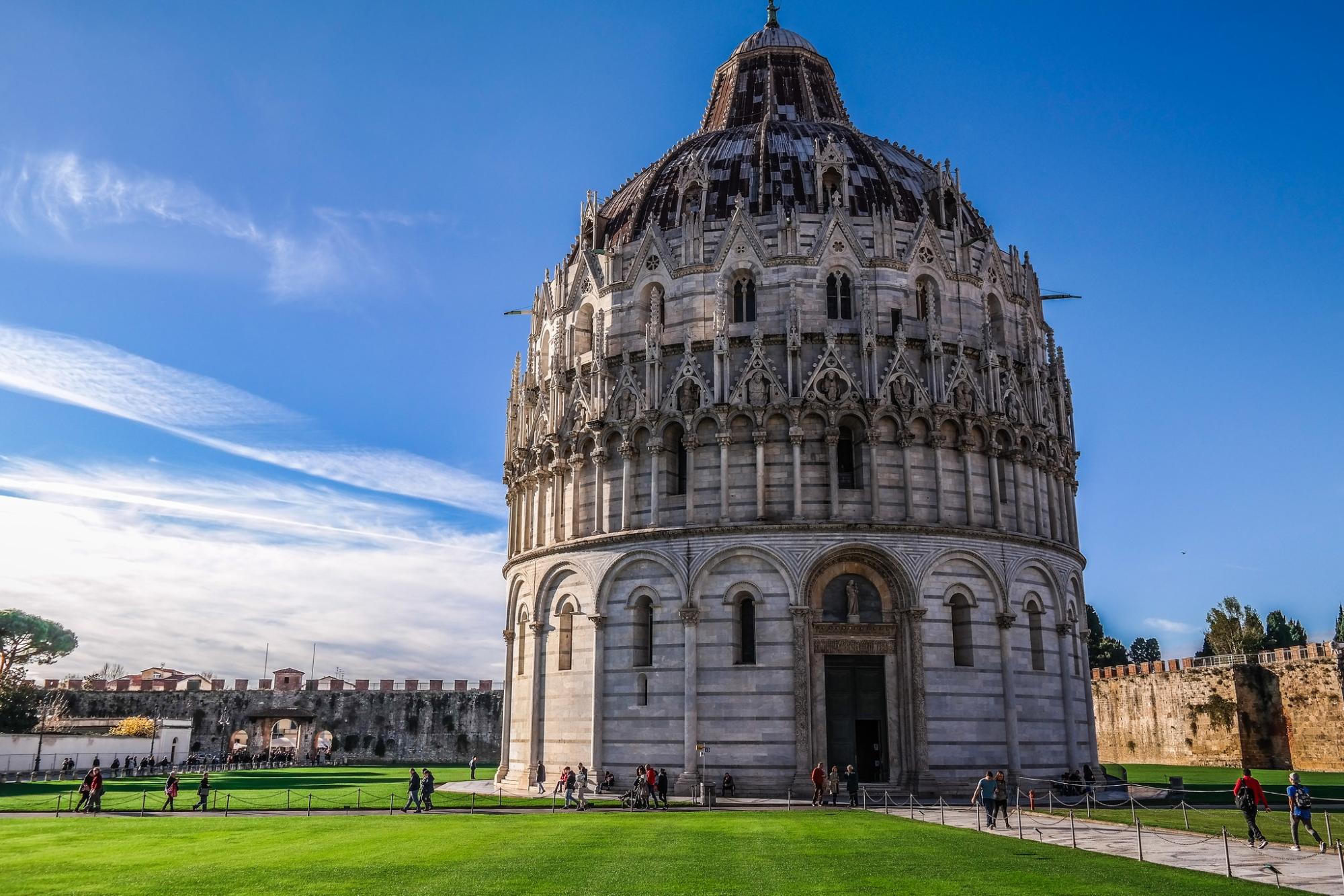 Il Battistero di Pisa | Visit Tuscany