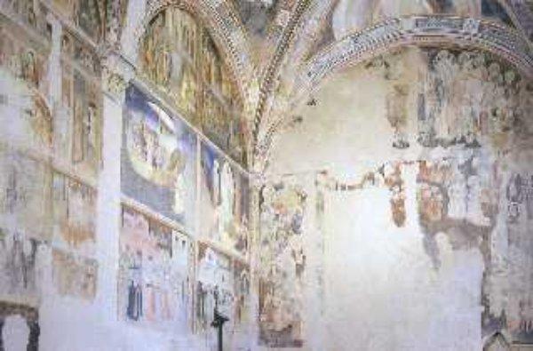 La cattedrale di san zeno a pistoia for Chiesa di san leone pistoia