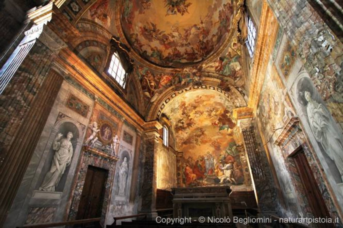 la chiesa di san leone a pistoia maestosa bellezza
