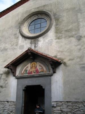 Chiesa paperino prato