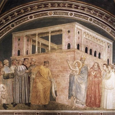 Giotto, Scenes from the Life of Saint Francis
