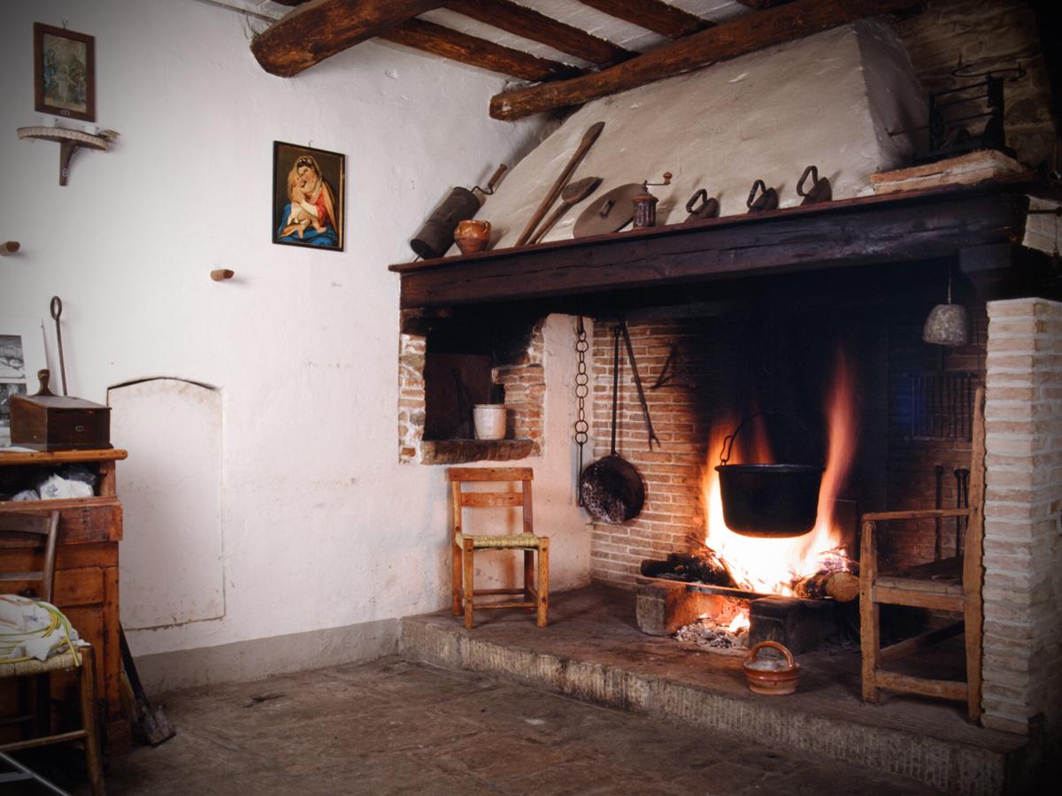 Il museo della civilt contadina di casa d erci visit for Casa immagini