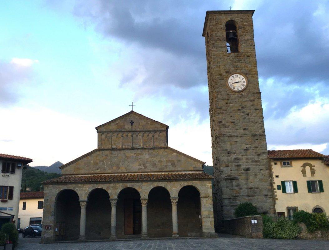 Monte Porzio Catone Cosa Vedere parish church of san pietro in cascia | visit tuscany