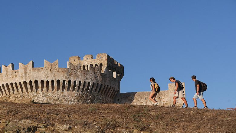 Populonia fortress