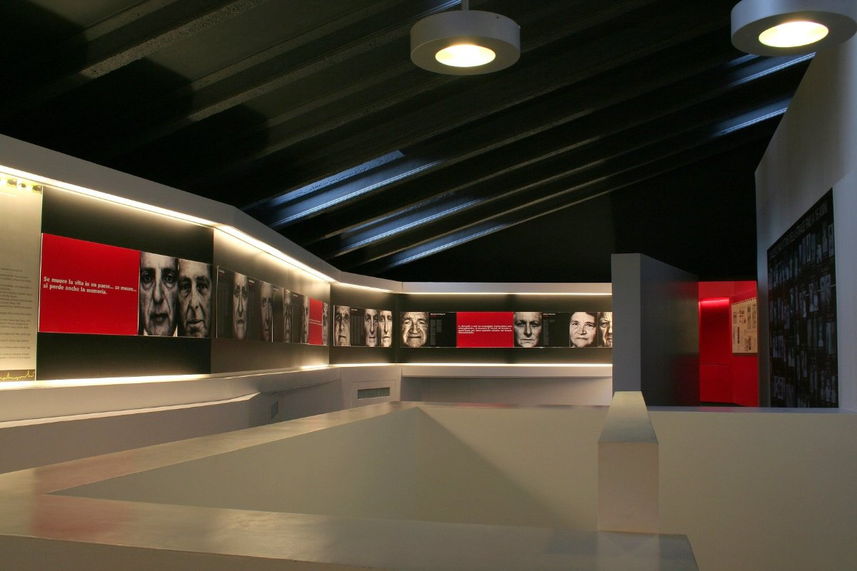 The Museum of Resistance in Sant'Anna di Stazzema