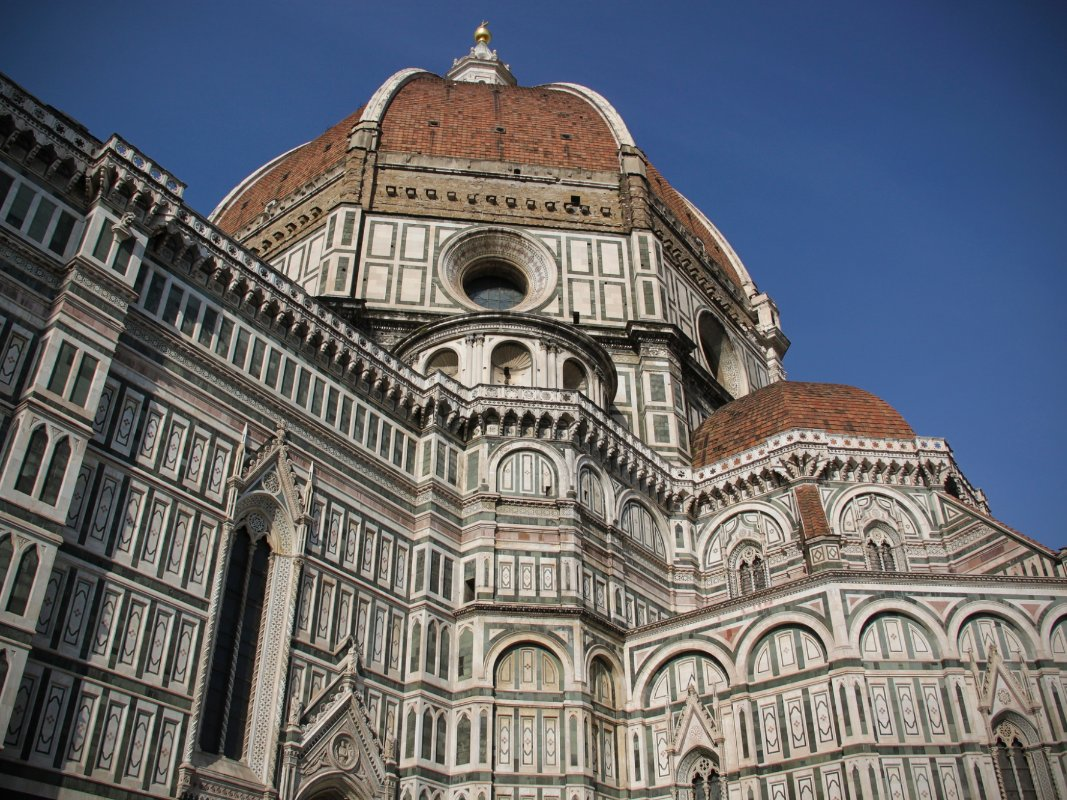 Florence Dome: Scale The 463 Stairs Of Florence's Duomo