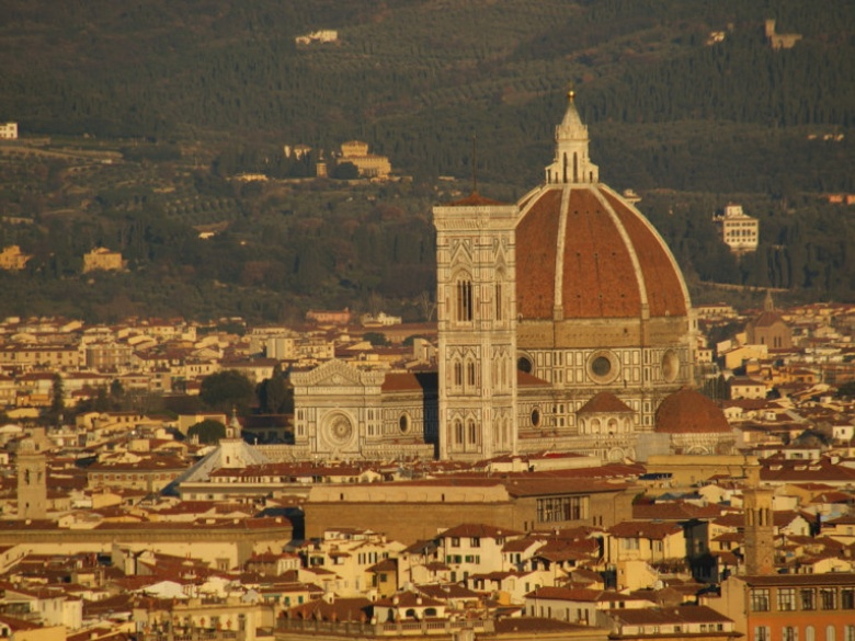 florence from bellosguardo