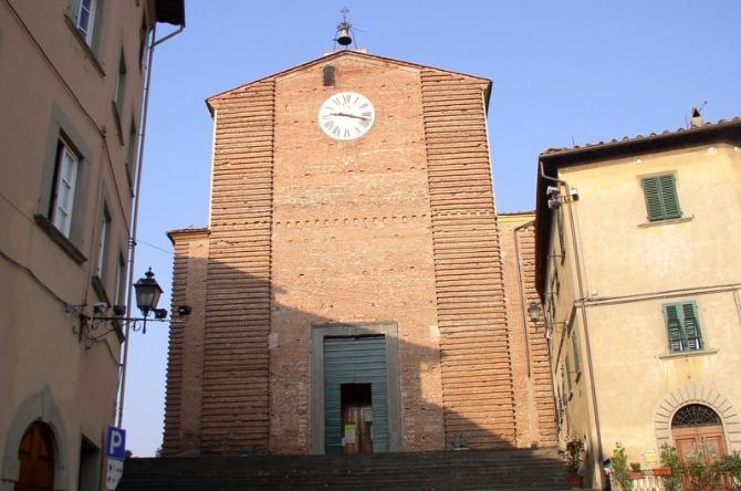 Parish Church of  S.Giovanni Battista in Fucecchio