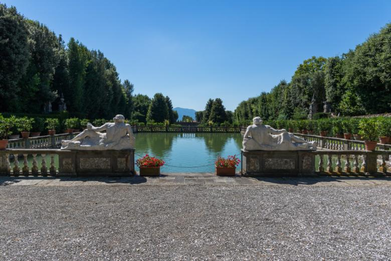 The Park at Villa Reale
