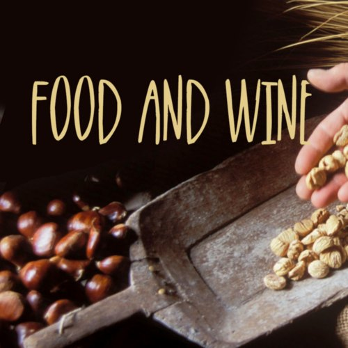 Cover Food and Wine