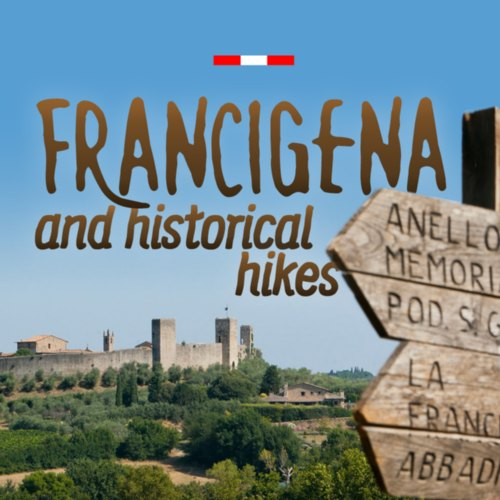 Cover Francigena and Historical Hikes