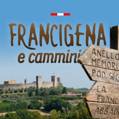 Cover Francigena e Cammini
