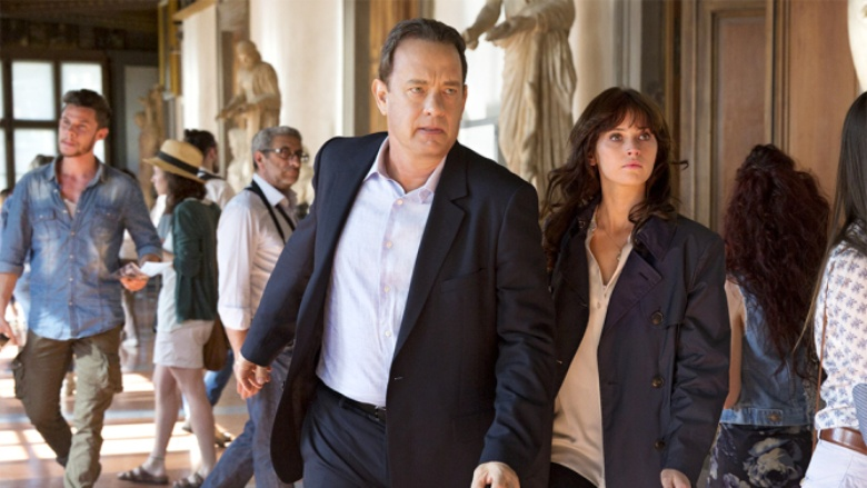 Inferno movie in Florence