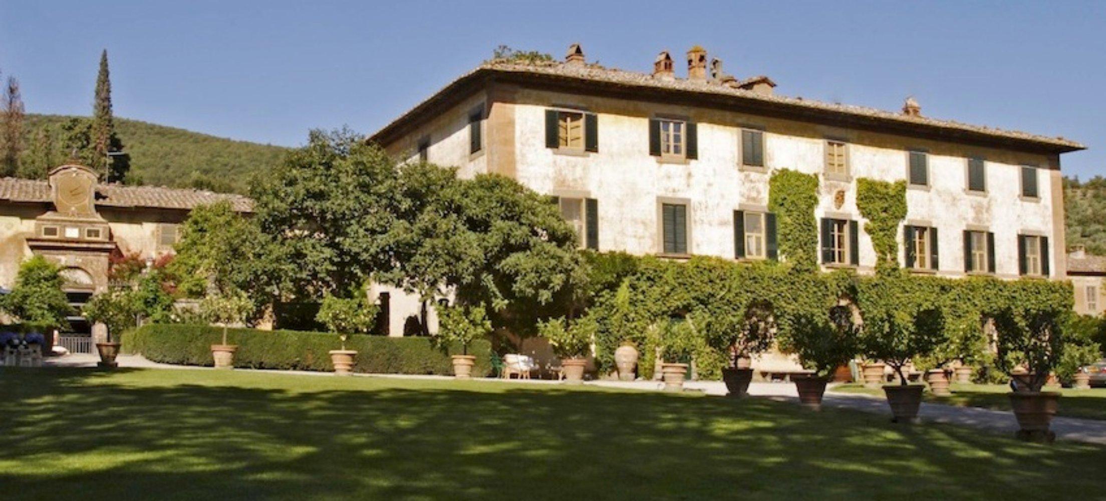 Villas and gardens around Cortona   Visit Tuscany