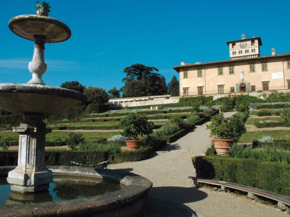 Viaggio nelle ville medicee patrimonio unesco visit tuscany for Villa la petraia