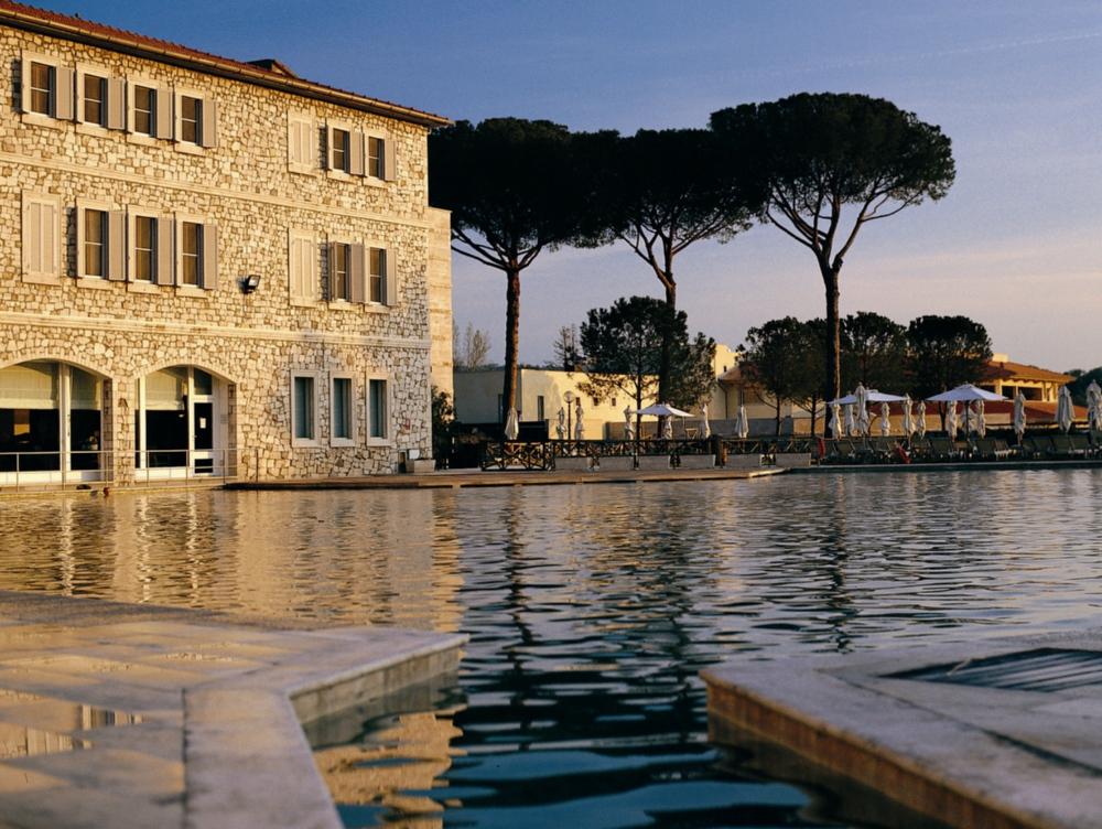 Saturnia hot springs visit tuscany - Bagni di saturnia ...