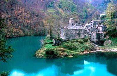 Un viaggio lungo i percorsi della garfagnana tra borghi e natura visit tuscany - Fiumi dove fare il bagno toscana ...
