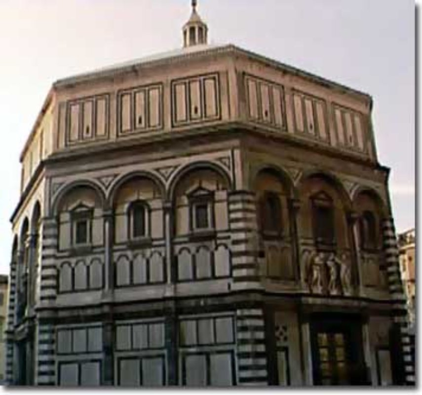 Battistero, Firenze
