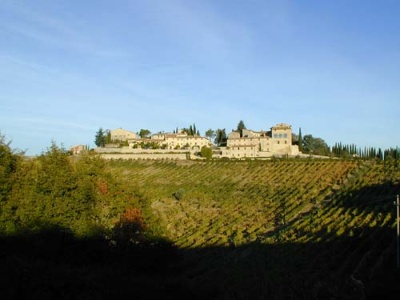 Castle of Lucignano