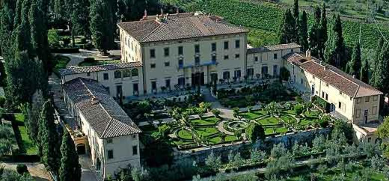 Poggio Torselli Villa and Garden