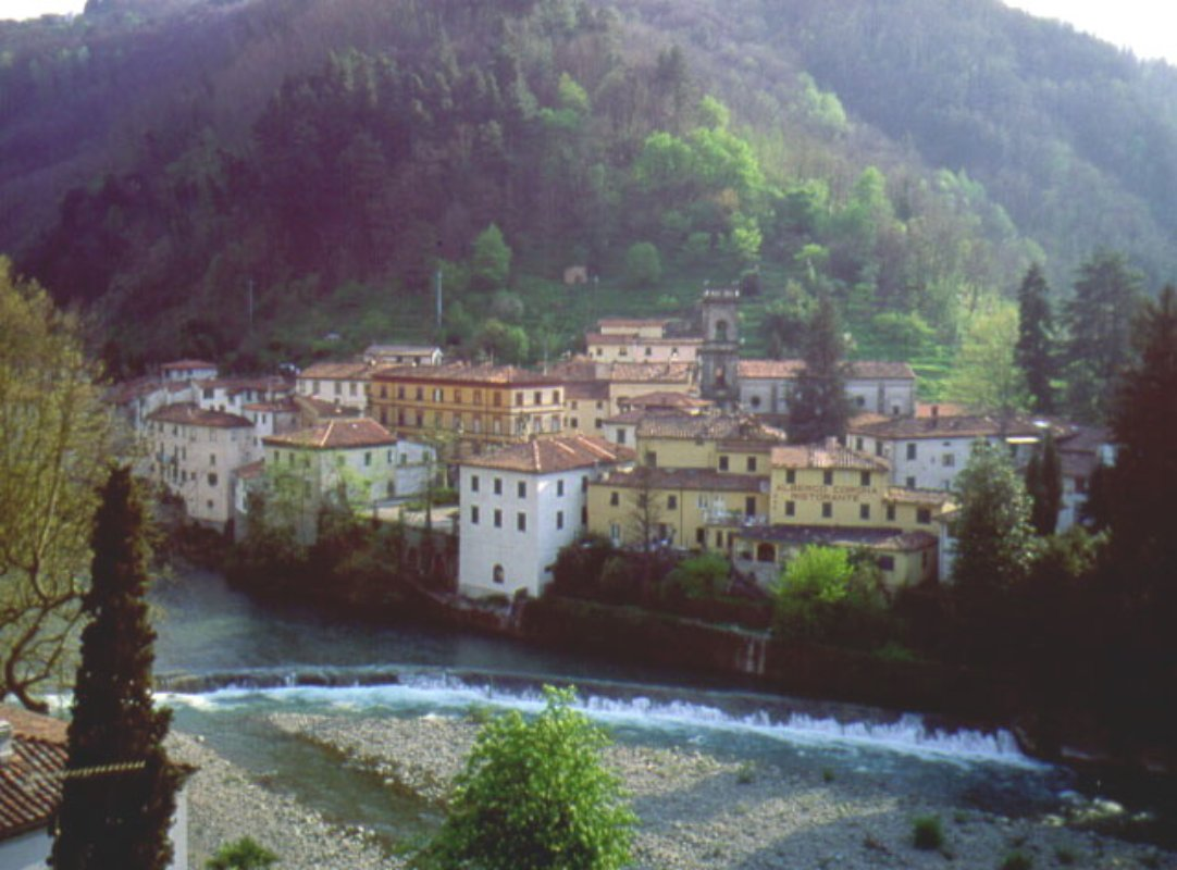 Itinerario da ponte a moriano a bagni di lucca visit tuscany - Terme di bagni di lucca ...