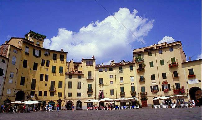 Alla Scoperta Dei Tesori Di Lucca Dalle Mura Alle Antiche