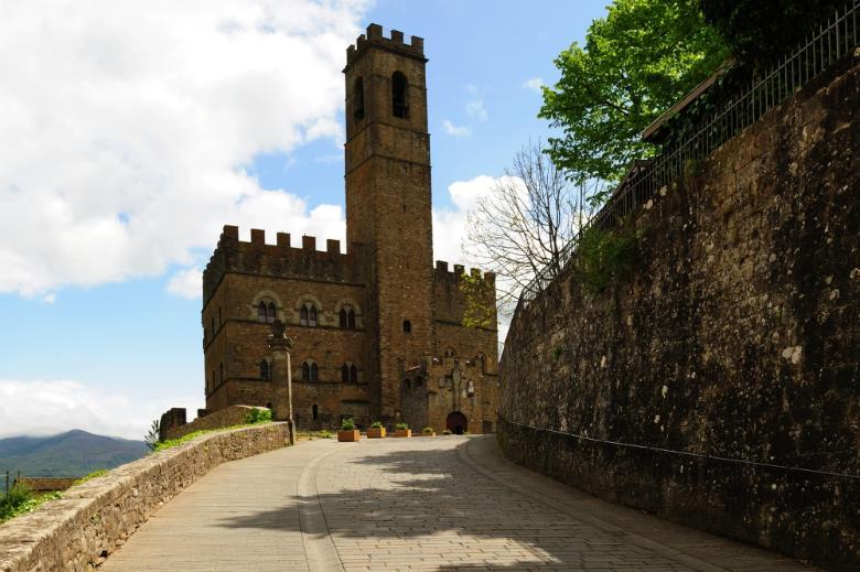 Castello dei Conti Guidi, Poppi