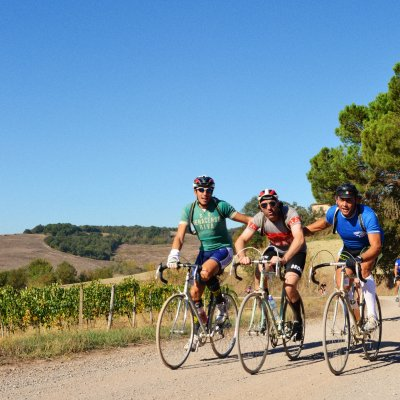 Eroica by bike in Terre di Siena