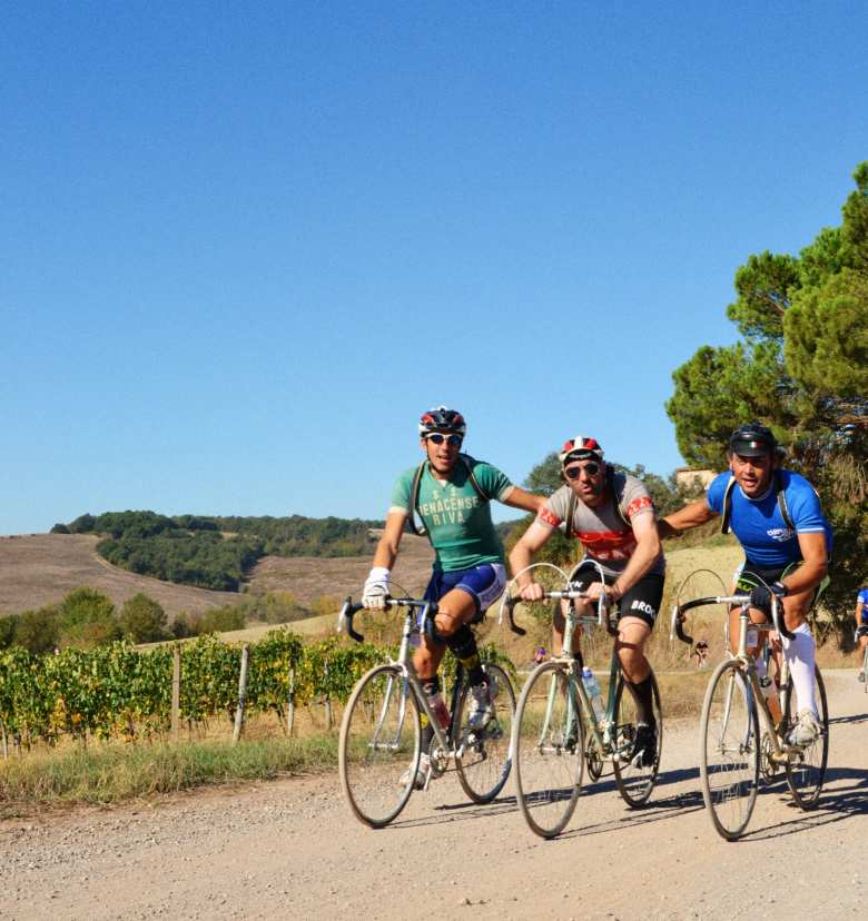The Eroica in the Siena territory
