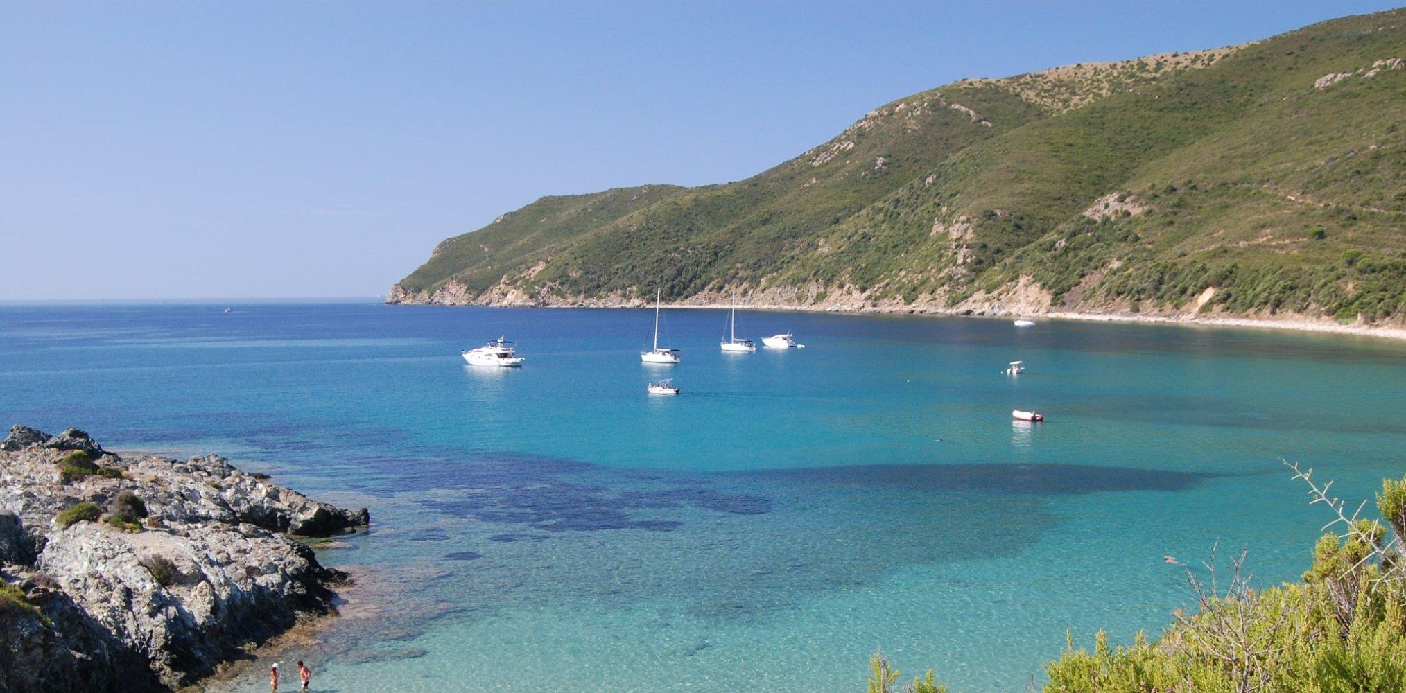 top 10 beaches on elba island visit tuscany