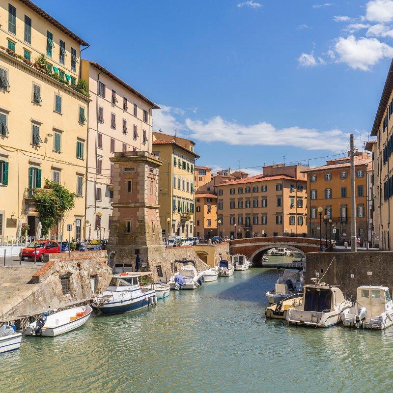 A walk through Livorno's history | Visit Tuscany