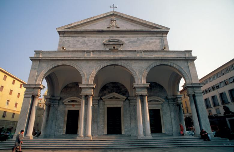 Cathedral of San Francesco in Livorno