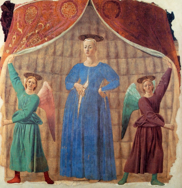 Museum of the Madonna del Parto, Monterchi | Visit Tuscany