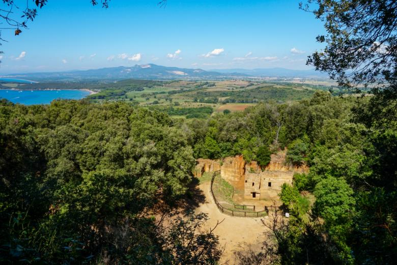 Baratti and Populonia Archaeological Park