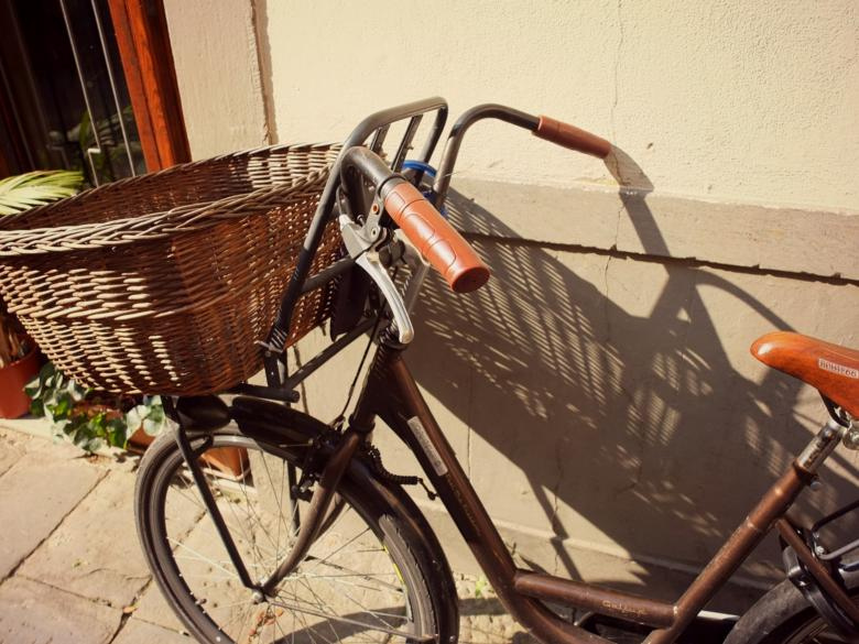 Lucca by bike