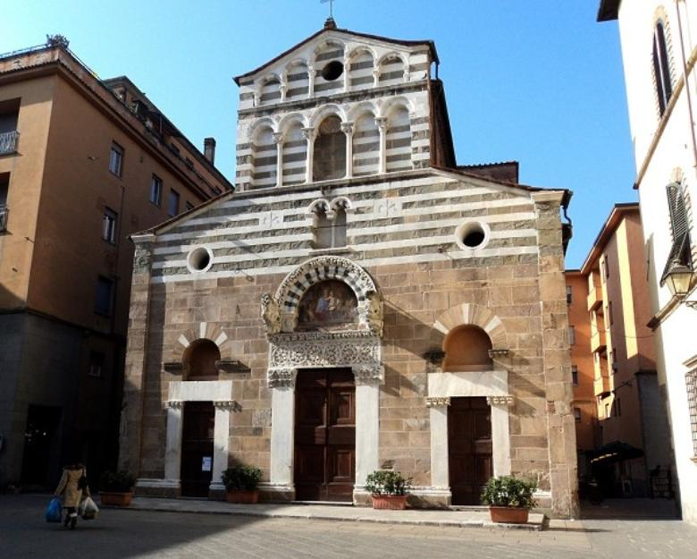 Church of San Giusto in Lucca