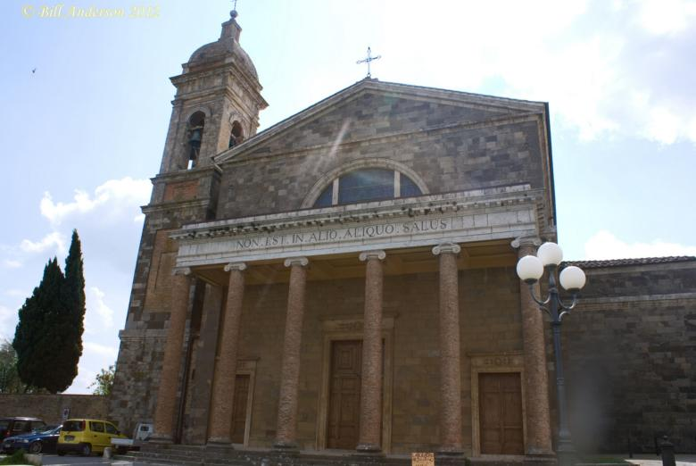 Cathedral of San Salvatore in Montalcino