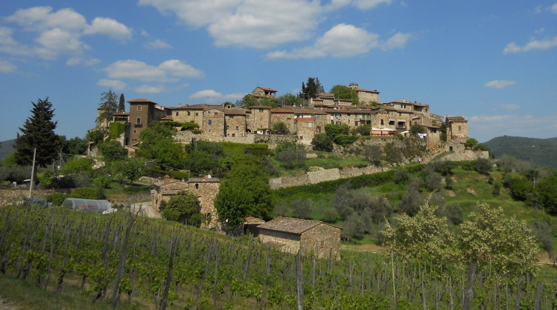 Introducing Montefioralle   Visit Tuscany