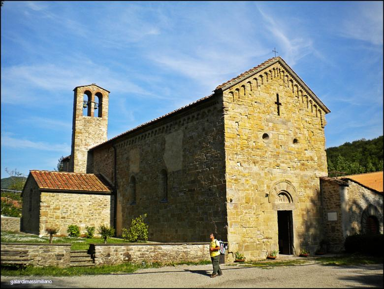 Abbey of Santa Maria in Montepiano