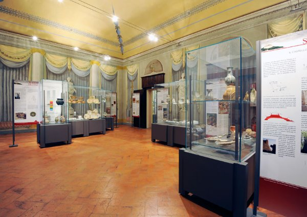 permanent exhibition Warriors and Artisans