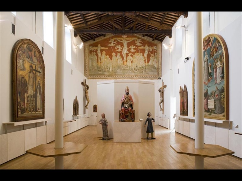 Civic and Diocesan Museum of Sacred Art in Montalcino