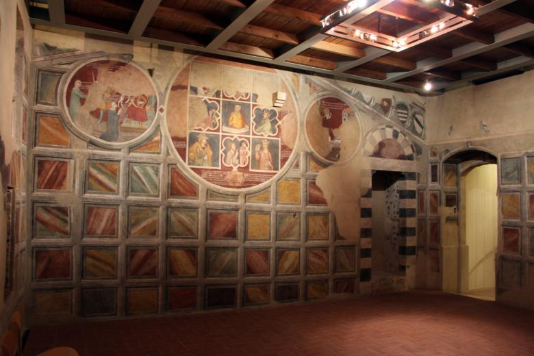 Museum of Archaeology and Sacred Art in Asciano